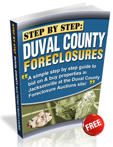 Duval Foreclosure Listing E-book